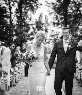 Emozionante Matrimonio in Villa Petrobelli a Padova