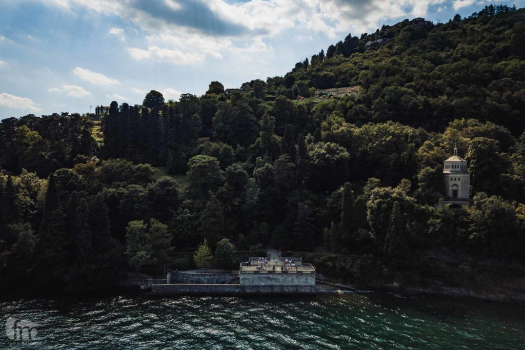 Wedding reportage on Lake Como
