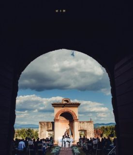 Stunning Wedding in Villa il Cerretino, Tuscany